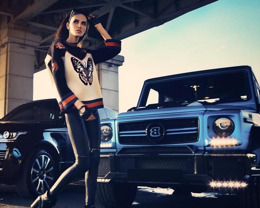 Алана Мамаева рассказала, зачем продает машину хавбека «Краснодара»