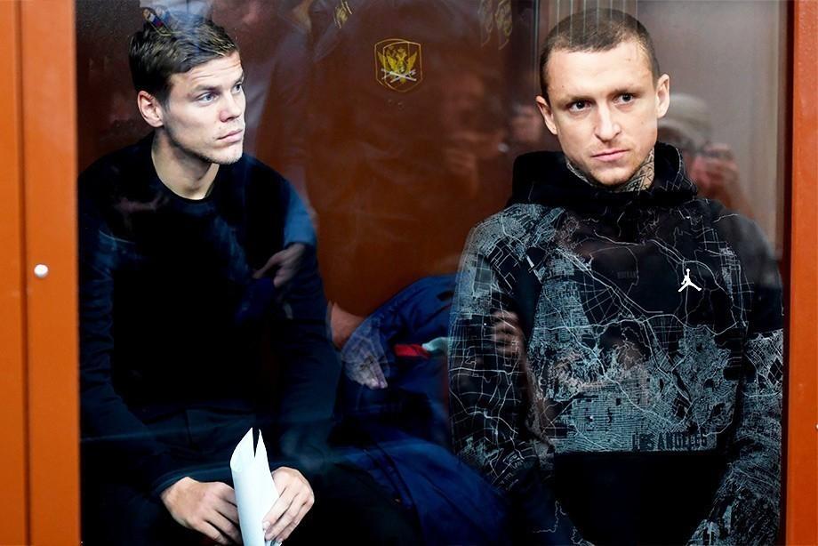 Суд может оставить футболиста «Краснодара» Мамаева в тюрьме еще на два месяца