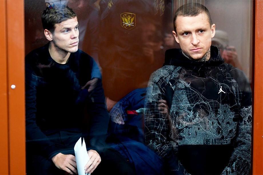 Дзюба, Жирков и Тарасов встали на сторону Мамаева и братьев Кокориных