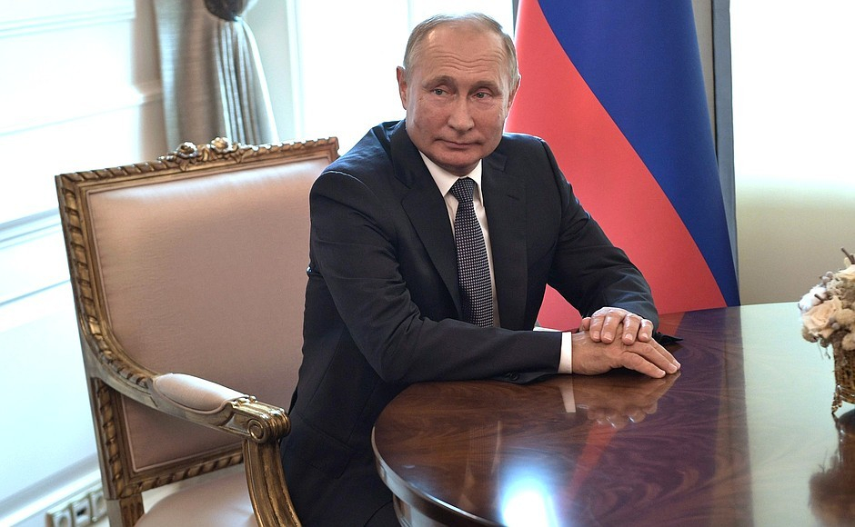 Владимир Путин готовится к визиту в Краснодарский край