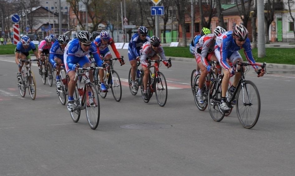 Из-за велотурнира в центре Краснодара закроют проезд