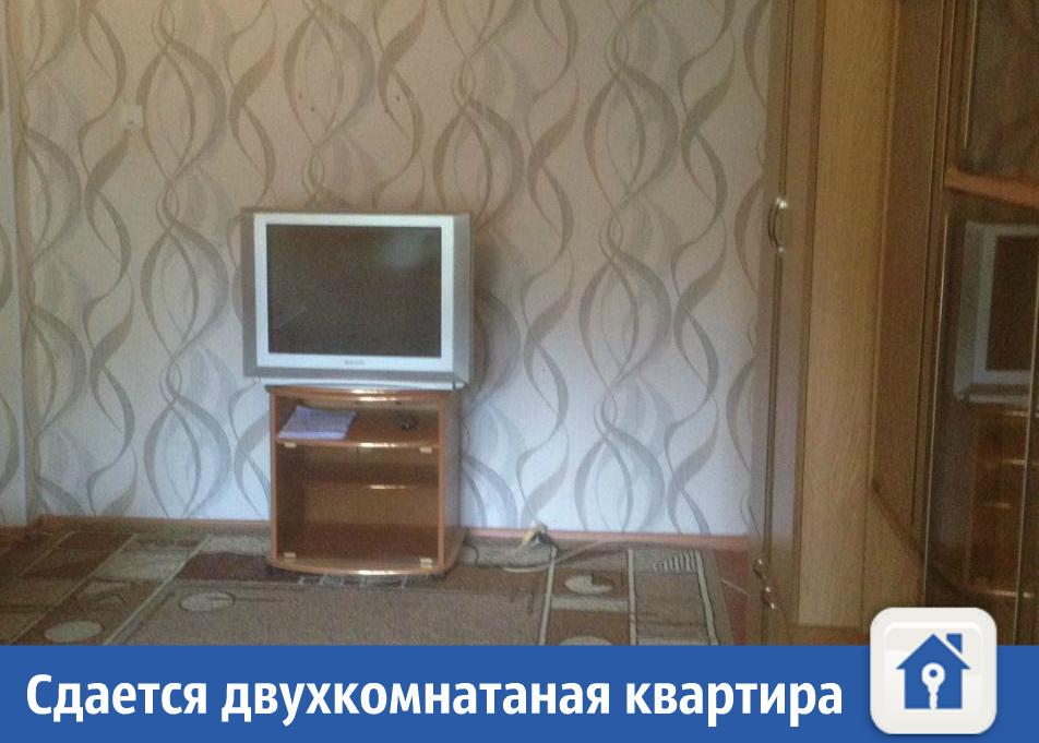 Двухкомнатная квартира всего за 13 тысяч рублей сдается в Краснодаре