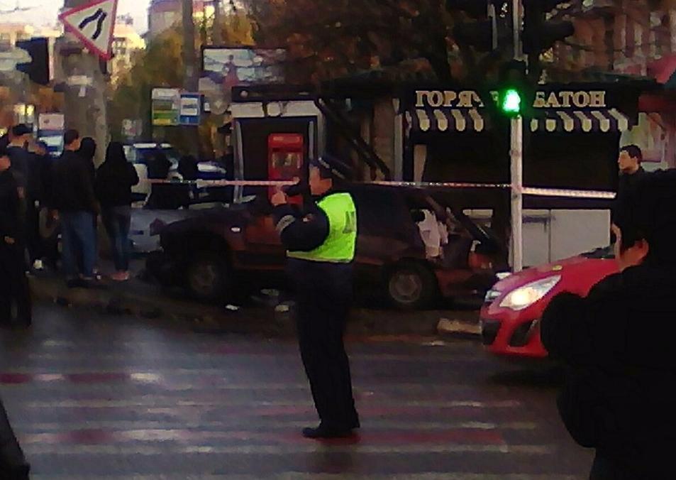 Сбежавший с места смертельного ДТП в Краснодаре водитель «Лэнд Ровера» задержан пьяным