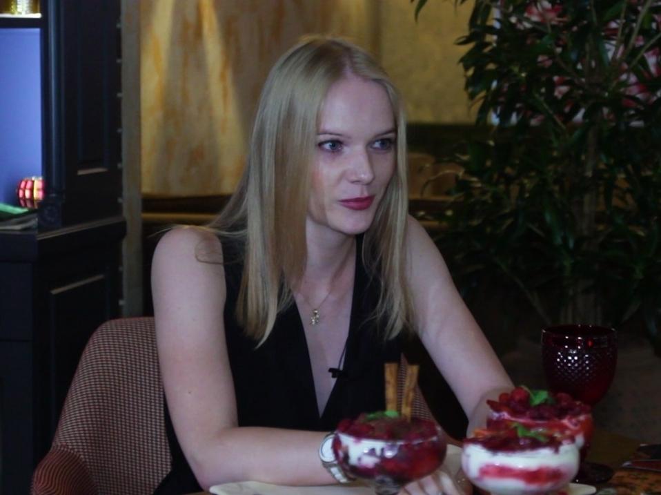 Участница «Мисс Блокнот» оделась под стать своему «сексуальному» десерту