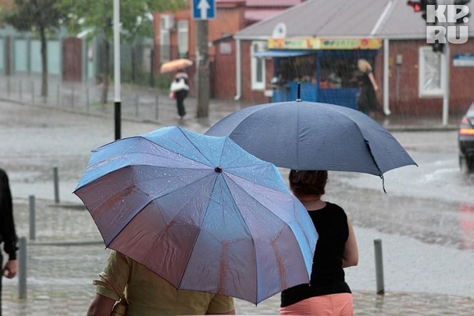 В очередной ливень власти Краснодара не услышали жалоб на подтопления