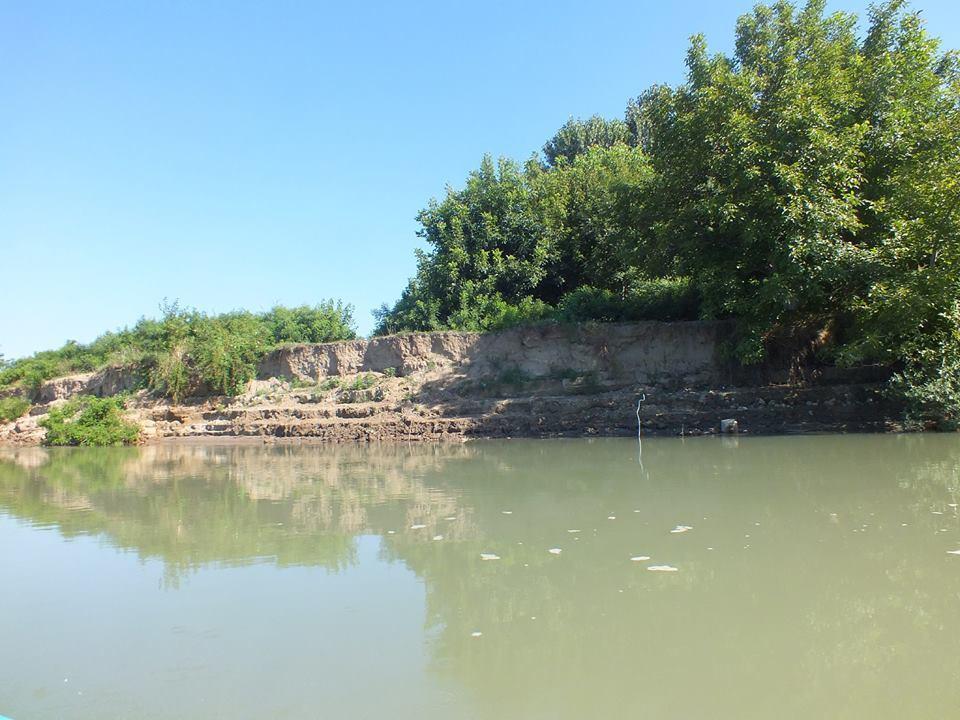 Скоро будет разработан проект берегоукрепления Кубани
