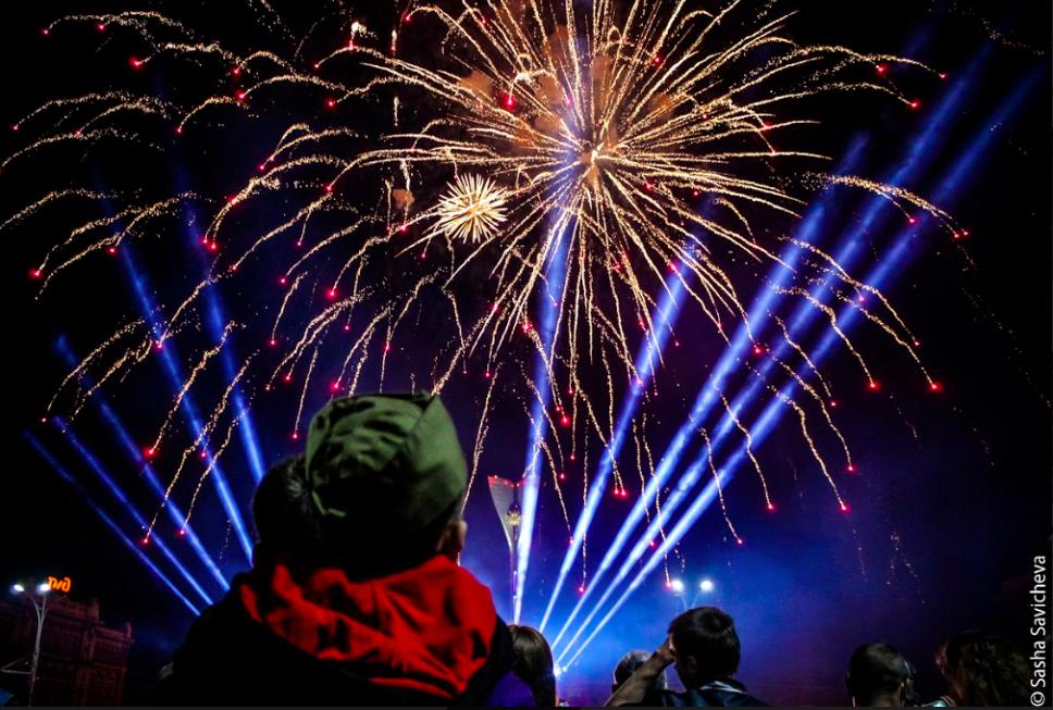 Где и во сколько в Краснодаре будет салют на День города в 2019 году