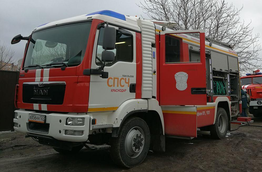 На хлебозаводе Славянска-на-Кубани произошел пожар