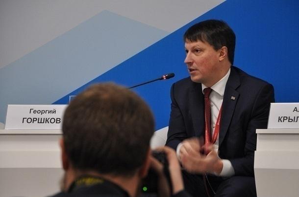 «Удивительные истории» рассказал Георгий Горшков на РИФ-2018 в Сочи