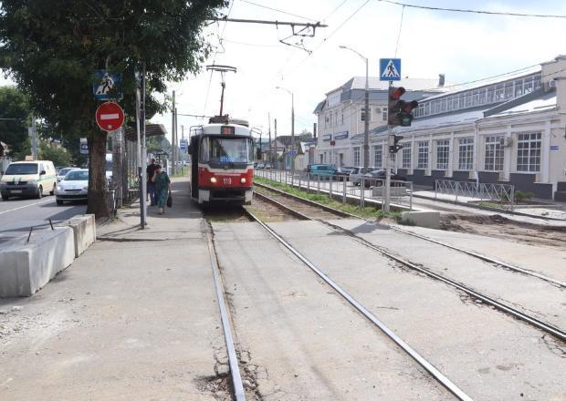В День города в Краснодаре приостановят движение трамваев на Калинина