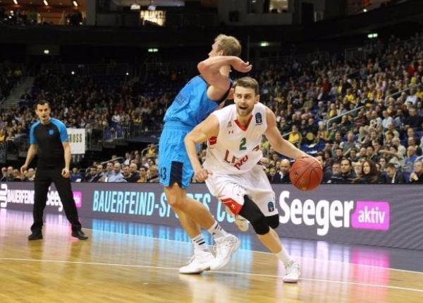 Краснодарский «Локо» в Берлине вырвал победу у «Альбы»