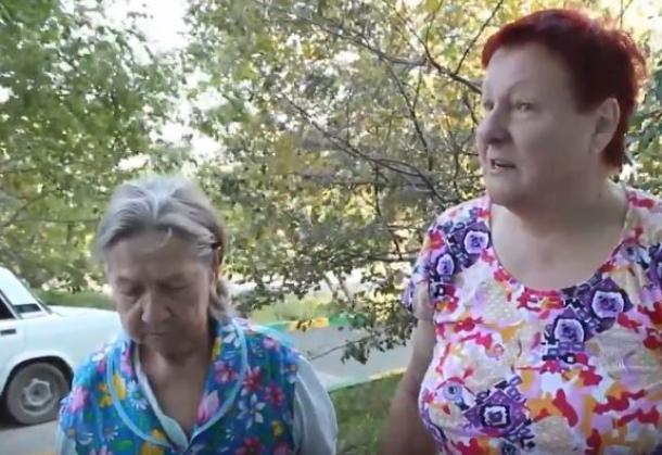 Не пошли налево и чуть не погибли две пенсионерки в лесу Новороссийска