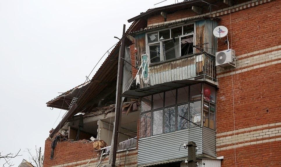 Работы по восстановлению взорвавшегося дома в Краснодаре скоро начнутся
