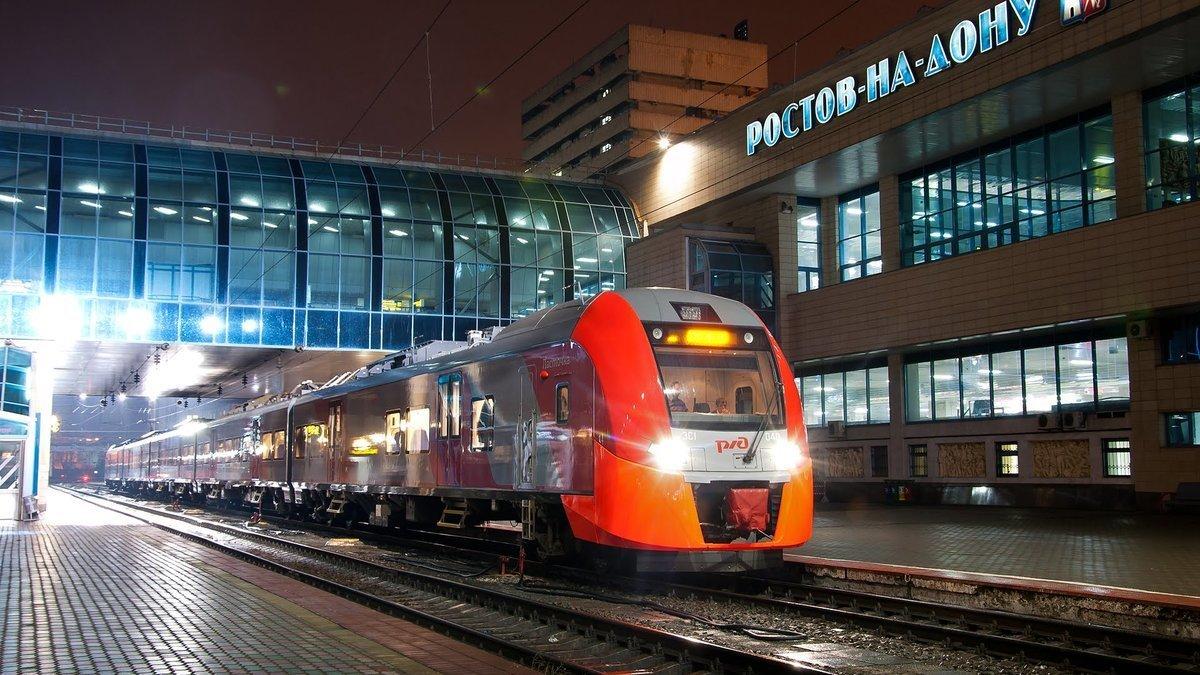Новая «Ласточка» пойдет между Новороссийском и Ростовом
