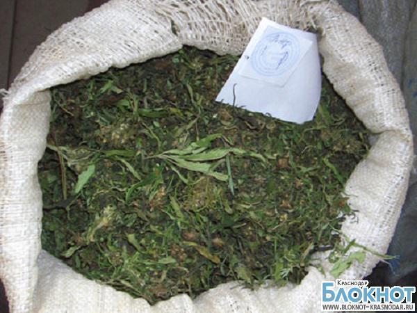 В Краснодаре в очередной раз задержали крупную партию наркотиков