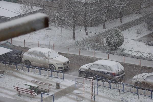 После мокрого снега Краснодар может ждать «ледяной дождь»