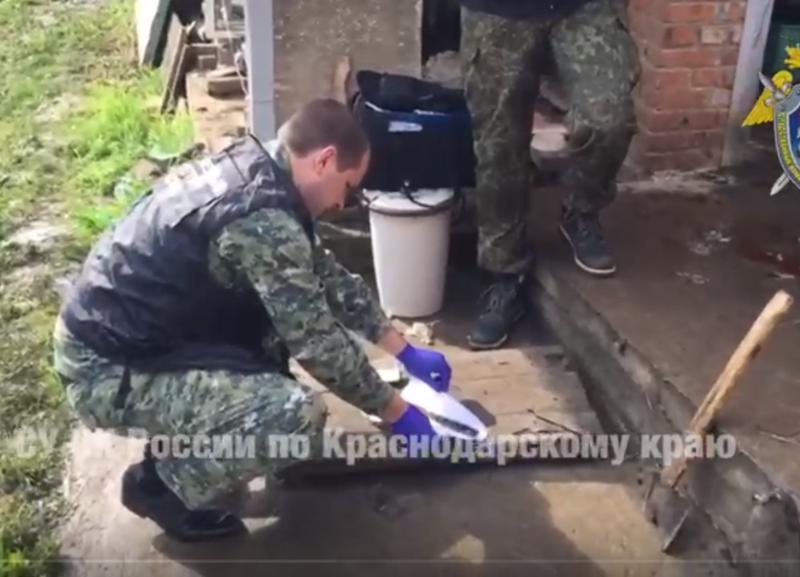 Психически нездоровый житель Кореновска зарубил топором всю свою семью