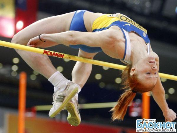 В Краснодаре состоится Чемпионат края по легкой атлетике