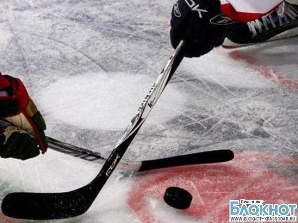 На Кубани пройдет финал Всероссийских соревнований по хоккею среди молодежи