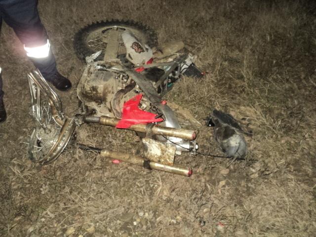 В Краснодарском крае в аварии погиб мотоциклист и его 16-летний пассажир
