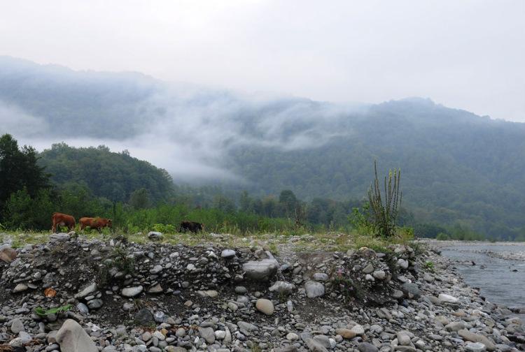 Потерявшегося подростка ищут в горах Сочи