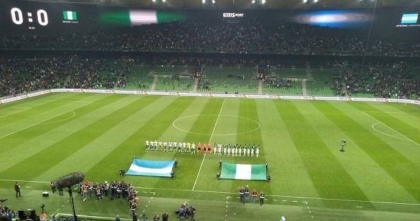 Шесть мячей на двоих: Нигерия сенсационно победила Аргентину в Краснодаре