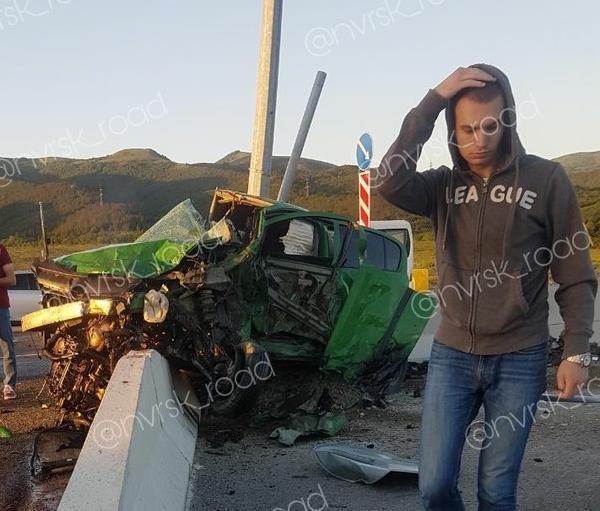 На Кубани выживший в жестком ДТП водитель жаловался на голову