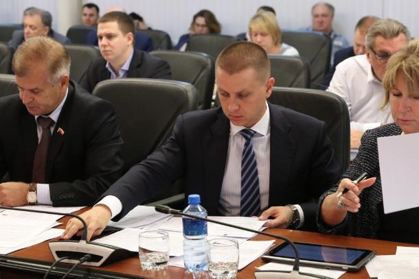 В Гордуме Краснодара представили нового депутата