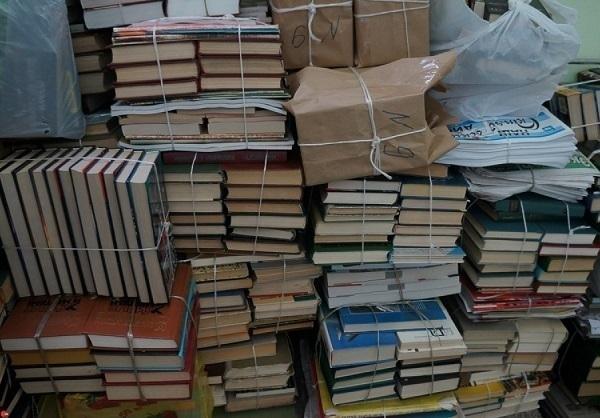 Кубань отправит 6,5 тысяч книг на русском языке в Донецк и Луганск