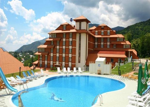 «Газпром» продает гостиницу «Пик Отель» в Сочи