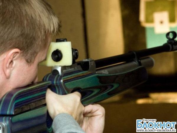 На Кубани прошли соревнования по стрельбе
