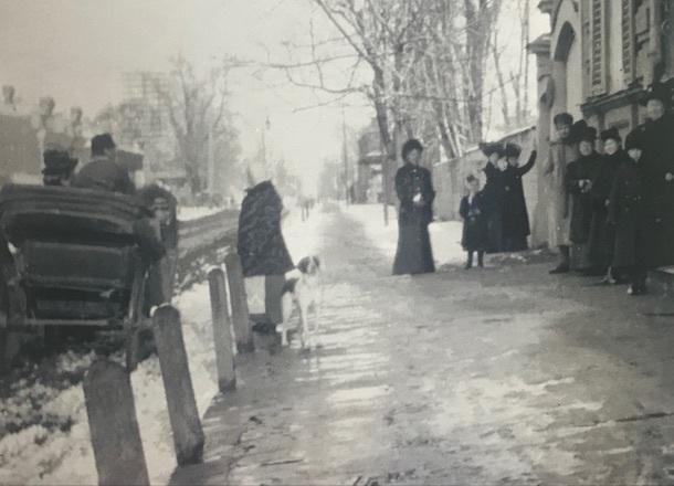 История Краснодара: «стритрейсеры» облюбовали улицу Красную еще в 1912 году