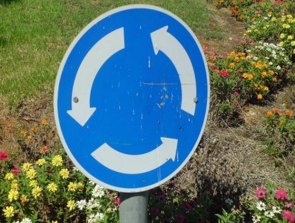 Правила против пробок на дорогах не действуют в Краснодаре