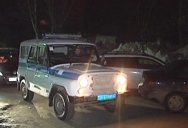 Воры из Новокубанска поймались с поличным из-за заглохшей машины