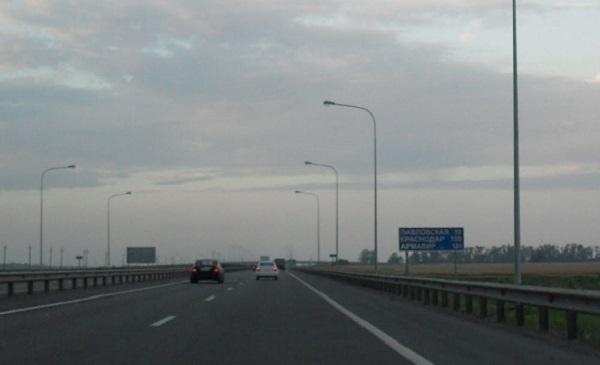 Решение об использовании платной дороги на Кубани поставили под вопросом