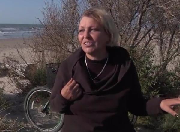 Пенсионерка из Москвы после пяти месяцев велопутешествия по стране остановилась на Кубани
