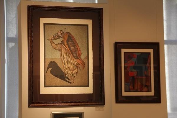 В Краснодаре открылась персональная выставка Михаила Шемякина