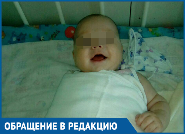 «Врачи Краснодара пытаются покрыть беспредел анапских медиков», - отец ребенка