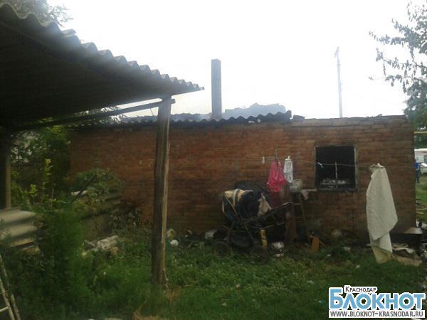 На Кубани при пожаре погибло три человека