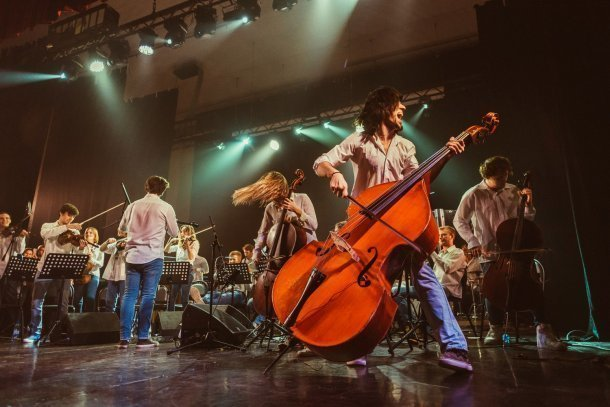 Рок-хиты на скрипке с оркестром сыграют в Краснодаре