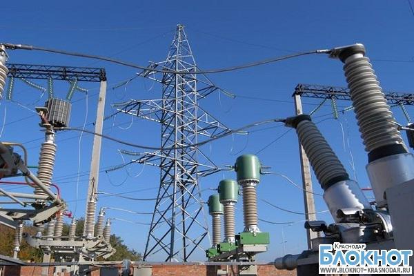 В Краснодаре 16 июля отключат электричество