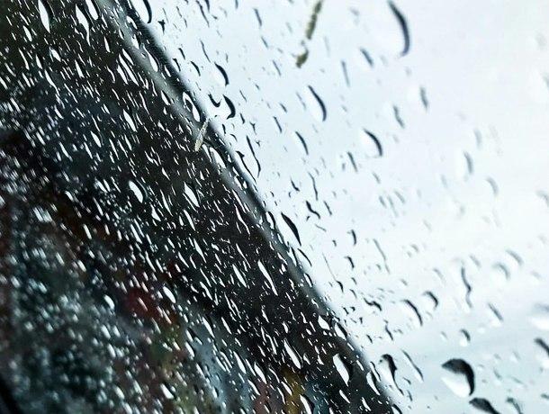 На Кубани малооблачно, местами пройдут сильные дожди с грозами