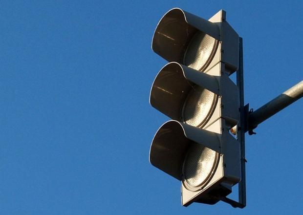 В Краснодаре на перекрестке Тургенева и Гагарина отключат светофор