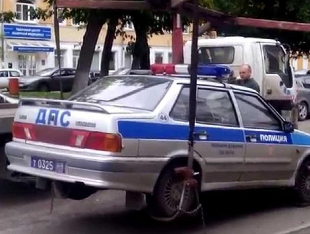 Краснодарец эвакуатором похитил иномарку, стоимостью один миллион рублей