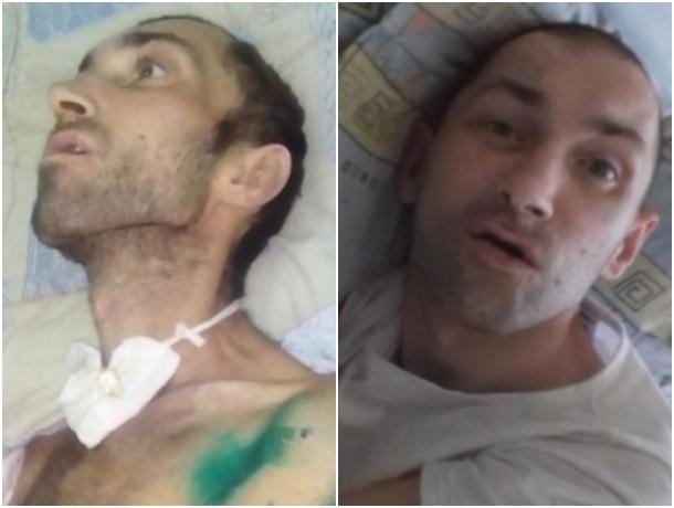 Ветеран чеченской войны, которого отправили умирать в кубанский хоспис, идет на поправку