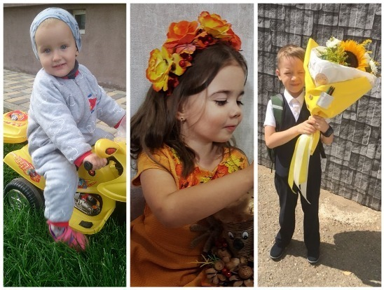 Читатели выбрали троих победителей в конкурсе «Улыбнись осени»