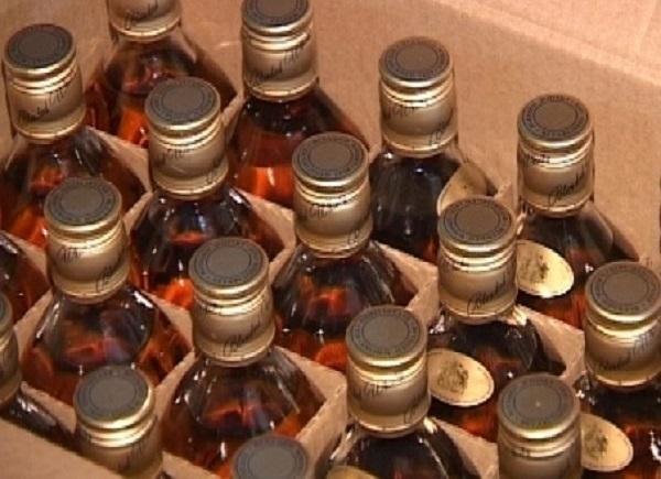 Фура из Краснодара с нелегальным алкоголем была задержана в Якутии
