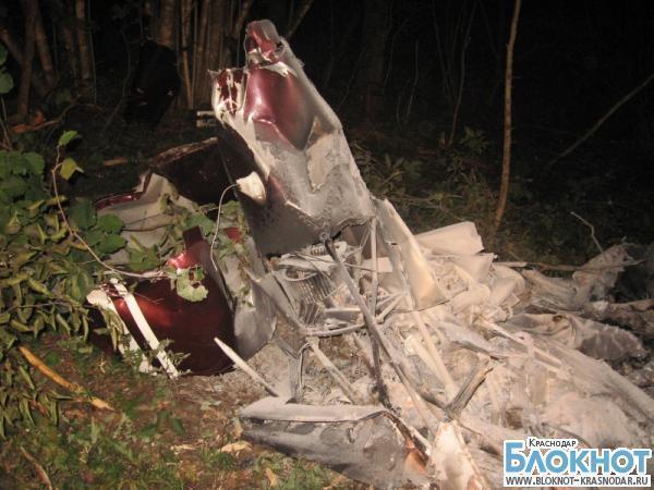 Число жертв авиакатастрофы в Краснодарском крае возросло до четырех