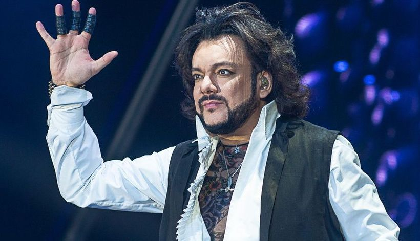 Массовая давка на концерте Киркорова в Краснодаре попала на видео