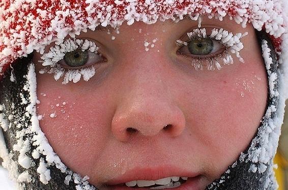 На Кубани ударят 20-градусные морозы